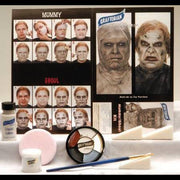 mummy makeup kit sfx face paint halloween