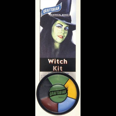 wicked witch face creme makeup paint wheel
