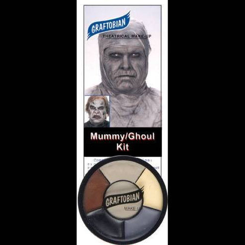 mummy creme wheel face paint makeup