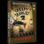 halloween projection DVD Creepy Crawlies 2