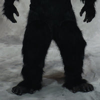 Gorilla costume pants