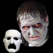 undertaker monster scary halloween latex mask