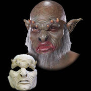 orc latex halloween sfx mask prosthetic
