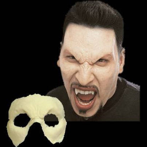 vampire halloween latex mask appliance