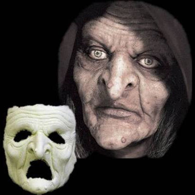 swap witch evil halloween latex mask