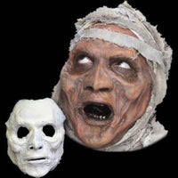 ugly mummy undead zombie latex mask