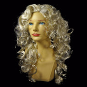 Blonde 20 Inch Curly Wig