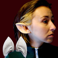 Large pointed costume ears