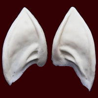large pointed foam latex costume ears