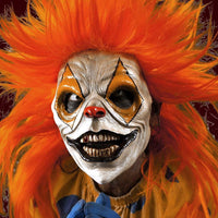 tear away clown face SPFX prosthetic mask