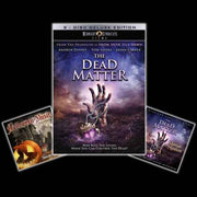 dead matter dvd scary movie halloween