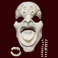 demon foam latex FX makeup mask