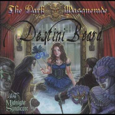 dark masquerade midnight syndicate cd album