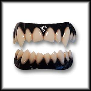 Darkness Costume Vampire Teeth