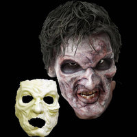 Post Mortem zombie FX makeup mask