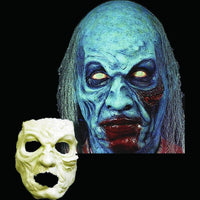 Undead zombie makeup appliance mask