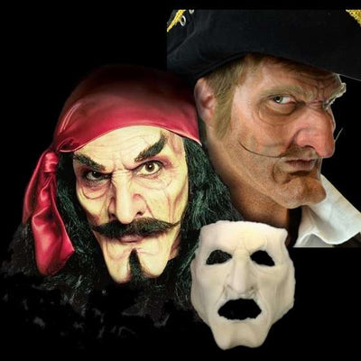 Pirate Captain Hook mask