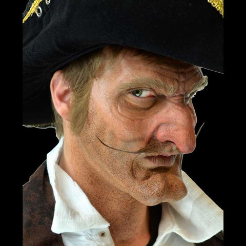 Captain Hook prosthetic mask