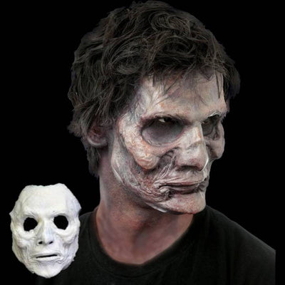 Living Dead Zombie latex mask