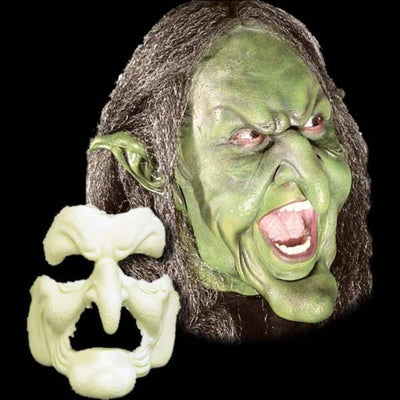 Hagatha old witch foam latex Halloween mask