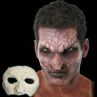 Reptile Demon latex mask