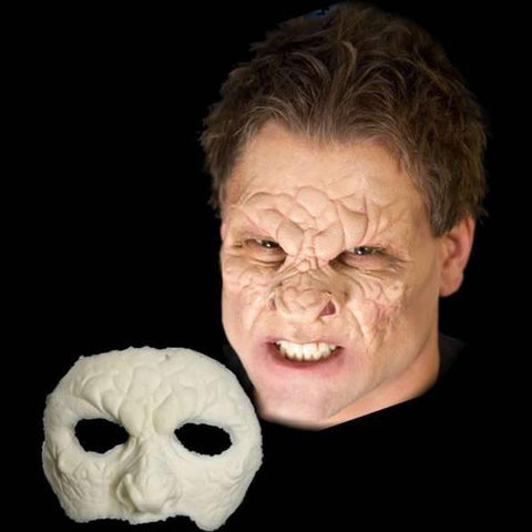 vampire demon halloween latex mask