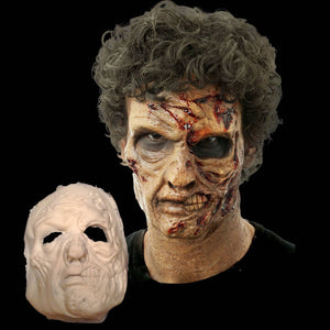 Exhumed zombie mask appliance
