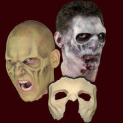 Undead demon or zombie FX makeup mask