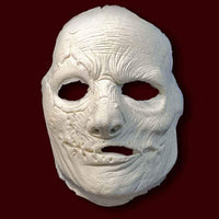 Halloween scarecrow costume prosthetic mask