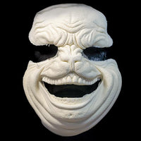 Cheshire cat prosthetic mask