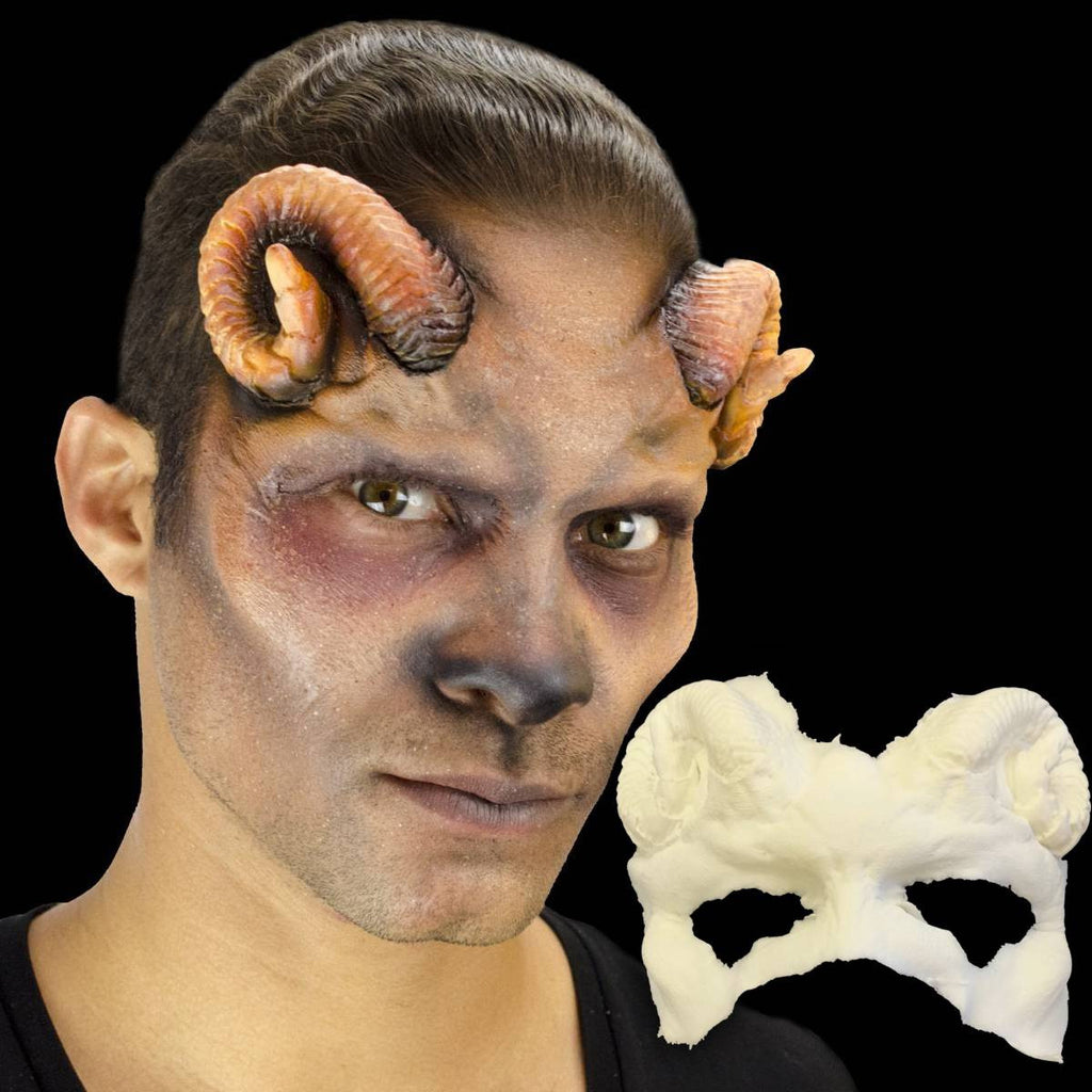 Ram horns and forehead appliance
