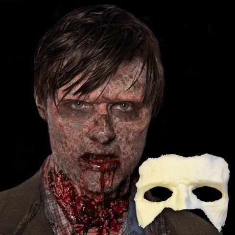 Stage 1 zombie walking dead mask