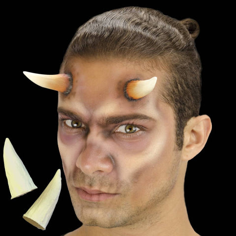 foam latex costume horns