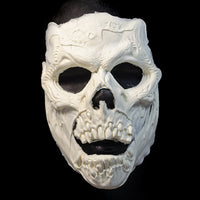 rotten monster skull mask