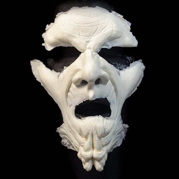 Greek Roman God prosthetic mask