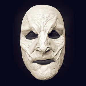 Cool ugly prosthetic mask