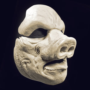 Big pig prosthetic makeup mask