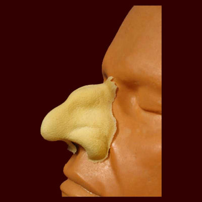 witch costume latex nose appliance