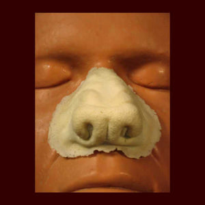 werewolf makeup fx halloween nose appliance