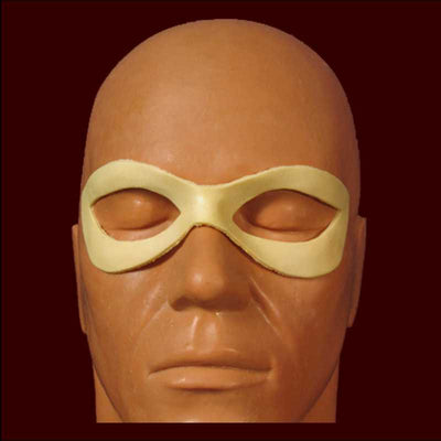 Superhero costume mask