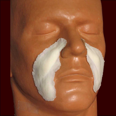 nasal labials halloween sfx makeup appliance