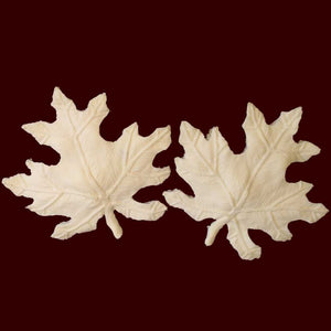 oak leaf nipple covers for body painting