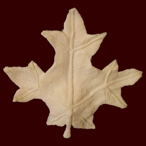 oak leaf pubic area cover for body painting