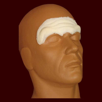 Furled Brow #1 Foam Latex Appliance