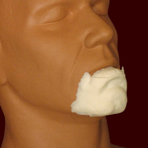 Character Chin #1 Foam Latex Appliance