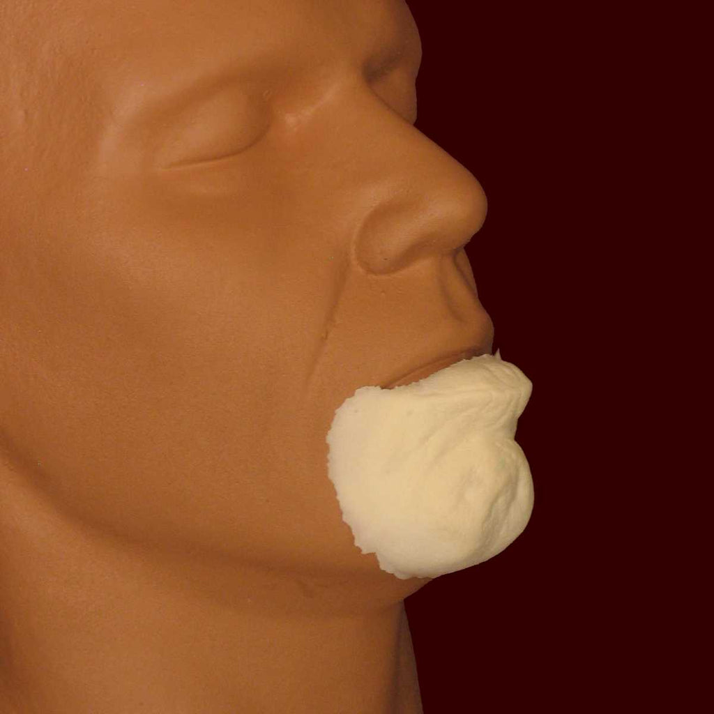 Character Chin #2 Foam Latex Appliance
