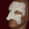 big nose and brow foam latex FX makeup mask