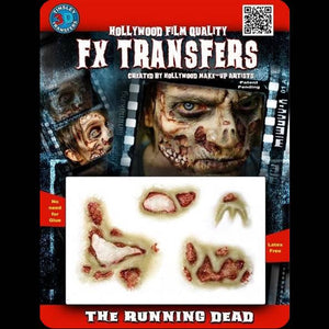 Tinsley Transfers  The Running Dead