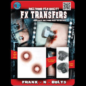 Frankenstein neck bolts