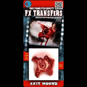 Exit Wound - 3D FX Transfers